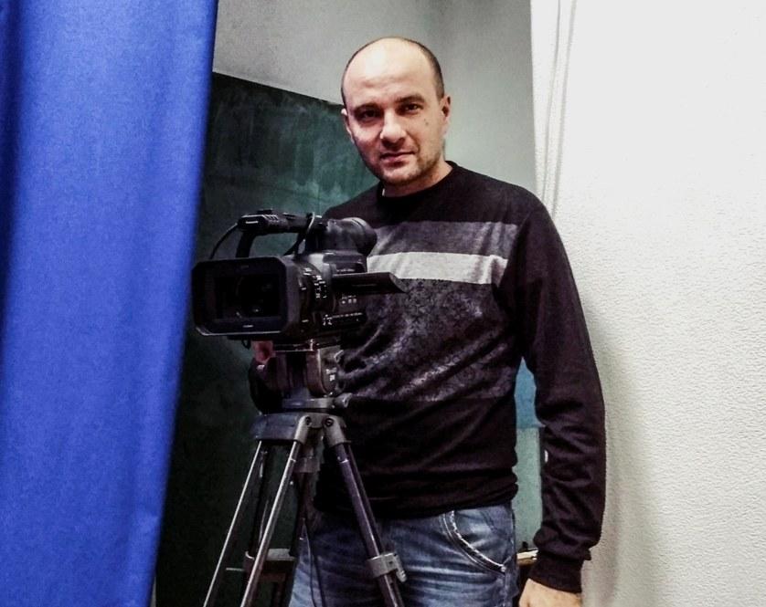 Блогер Владимир Захаров